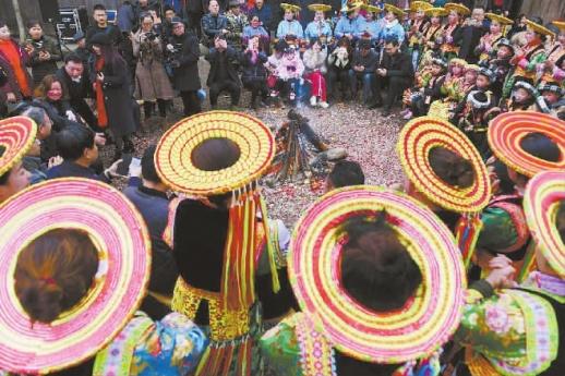 湖南日报||湖南文旅融合新地标:大花瑶